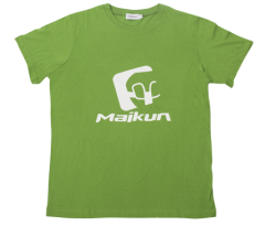 Logo T-shirt Green