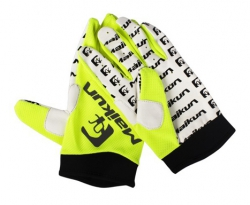 Race Gloves - Fluo Yellow